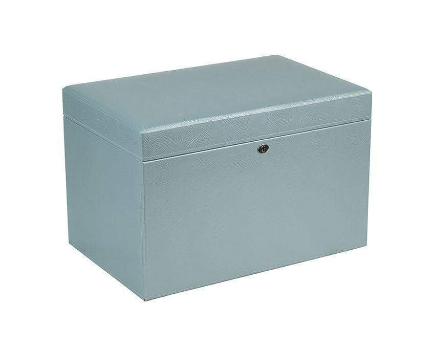 WOLF London Medium Jewelry Box Armadillo Safe and Vault