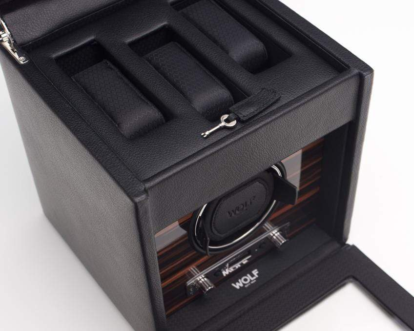 Wolf ROADSTER Single Winder with Storage Armadillo Safe and Vault