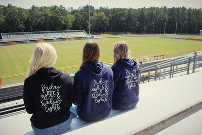 Friday Night Football Hoodies