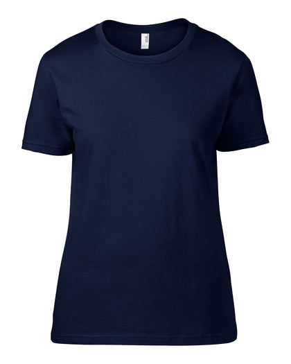 Solid Color Women's Lightweight T-Shirt