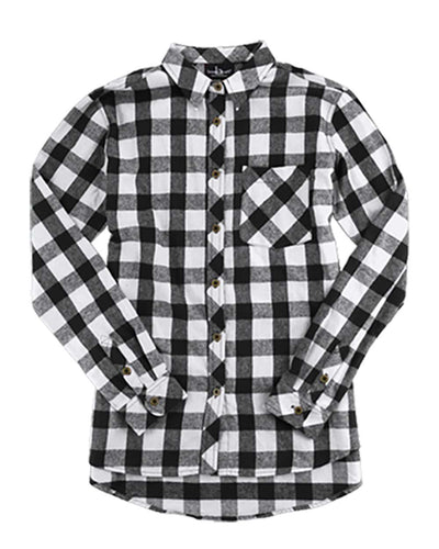 Women's Boxercraft Flannel Shirt
