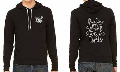 Friday Nights Under Stadium Lights Hoodie