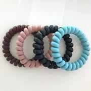 Pretty Simple - Spiral Hair Bands Small