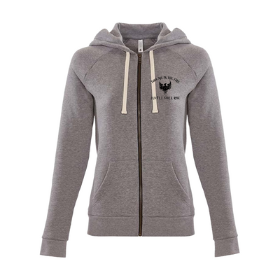 Phoenix Rising Women's Zip Up Hoodie