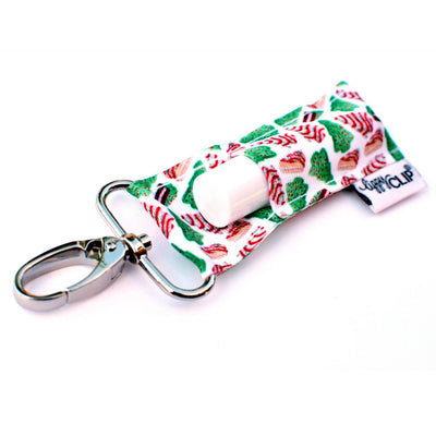 LippyClip® - Christmas Cakes LippyClip Lip Balm Holder
