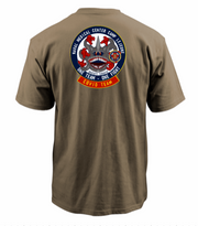 NMCCL Covid Clinic Soffe Tan Military Undershirt