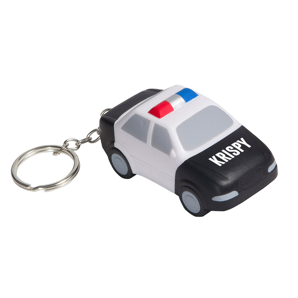 Keychain - Cop Car Cross Country