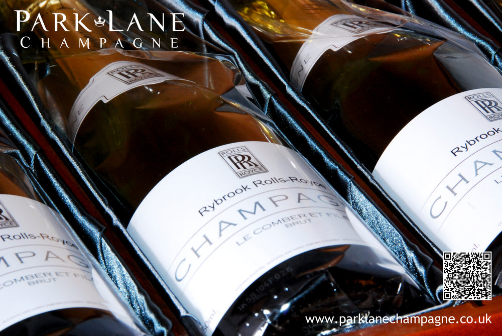 Corporate champagne by Park Lane Champagne