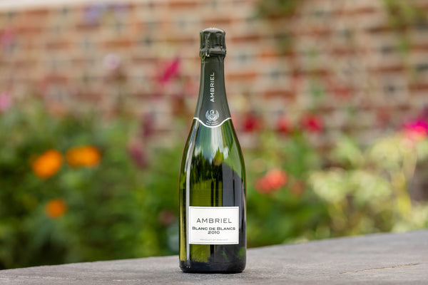 Ambriel Blanc de Blancs English Sparkling wine