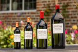 Range of Chateau Lamothe claret red wine gifts