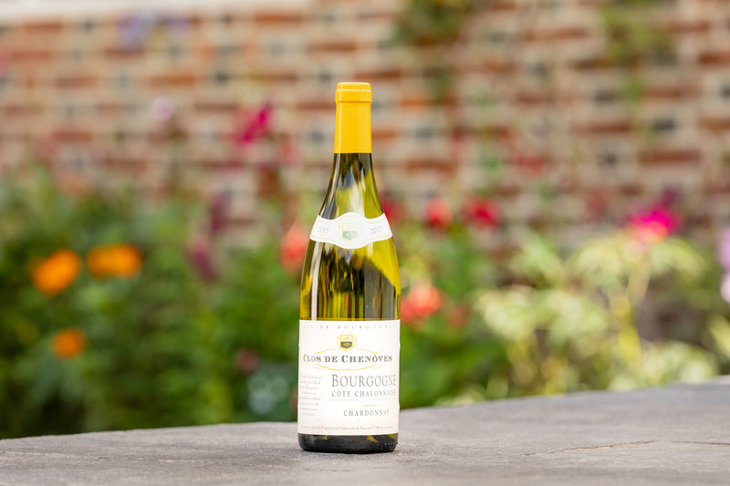 Clos de Chenôves white burgundy wine (750ml)