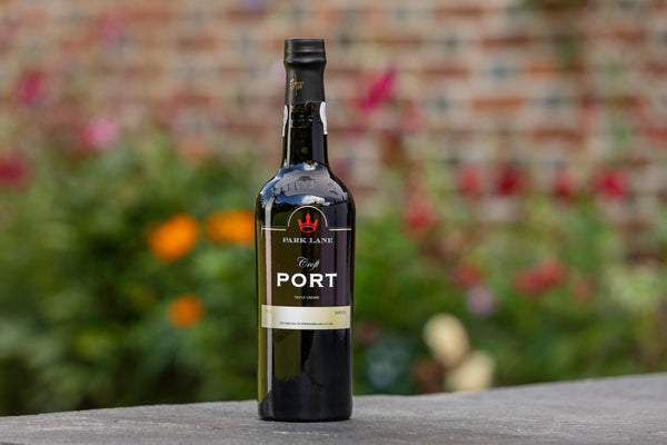 Personalised Croft Triple Crown Port