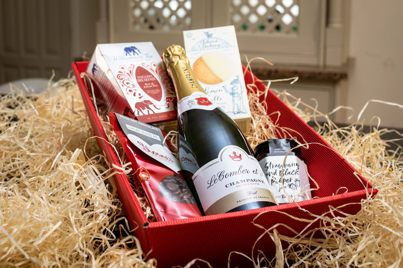 The Billy Bubbly Hamper by Park Lane Champagne