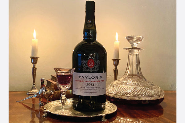 Personalised Magnum of Taylor's  LBV  2014 Port