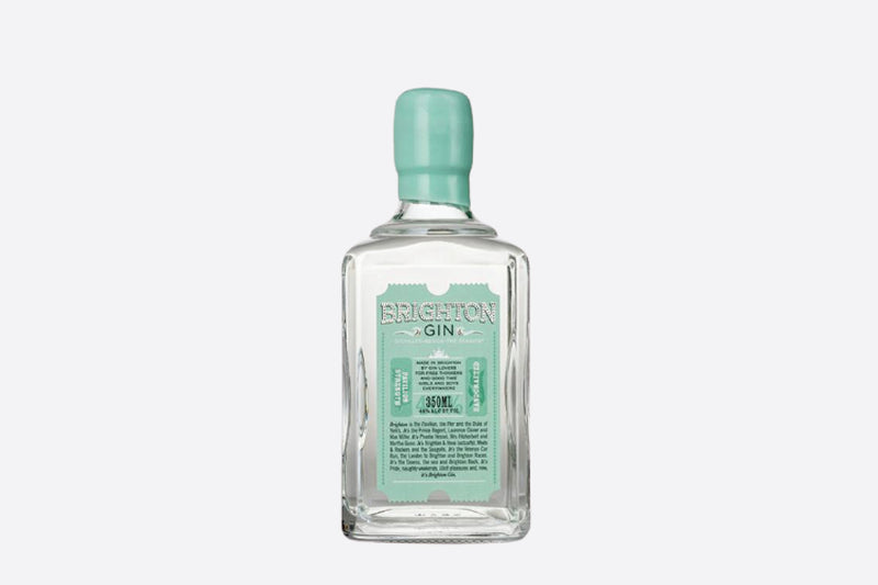 Brighton Gin Pavillion Strength 40% half bottle 350ml