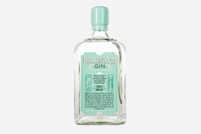 Brighton Gin Pavillion Strength 40% bottle 70cl