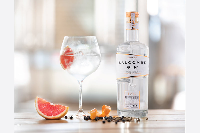 Salcombe Gin Start Point 44% 70cl bottle