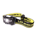 Economical headlamp