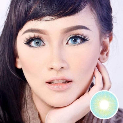 Avenue Azul Blue - Avenue - Softlens Queen - Natural Colored Contact Lenses