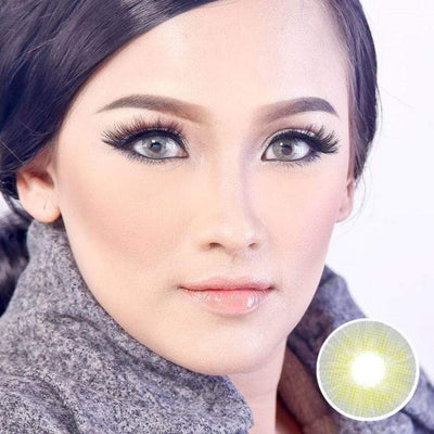 Avenue Graphite - Avenue - Softlens Queen - Natural Colored Contact Lenses
