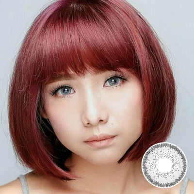 Avenue Highlight Gray - Avenue - Softlens Queen - Natural Colored Contact Lenses
