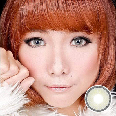 Avenue Topazio Gray - Avenue - Softlens Queen - Natural Colored Contact Lenses