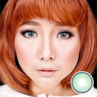 Avenue Topazio Green - Avenue - Softlens Queen - Natural Colored Contact Lenses