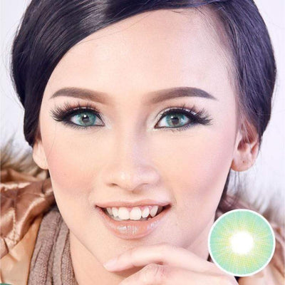 Avenue Verde - Avenue - Softlens Queen - Natural Colored Contact Lenses