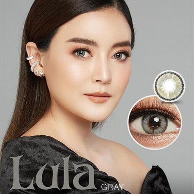 Dream Color Lula Gray - Dream Color - Softlens Queen - Natural Colored Contact Lenses