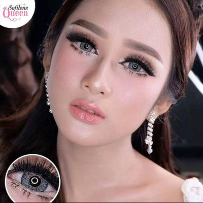 Dream Color Pear Gray - Dream Color - Softlens Queen - Natural Colored Contact Lenses