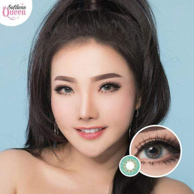 Dubai 3 Tone Tosca - Dubai 3 Tone - Softlens Queen - Natural Colored Contact Lenses