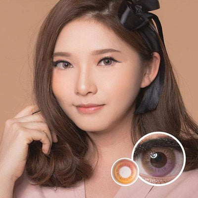 Eos Gradation Lavender - EOS - Softlens Queen - Natural Colored Contact Lenses