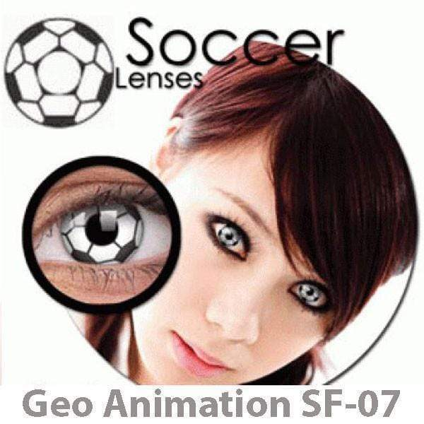 GEO Anime SF07 - Anime - Softlens Queen - Natural Colored Contact Lenses