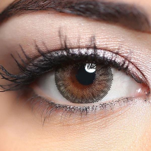 GEO Berry Holic Brown - Geo Medical - Softlens Queen - Natural Colored Contact Lenses