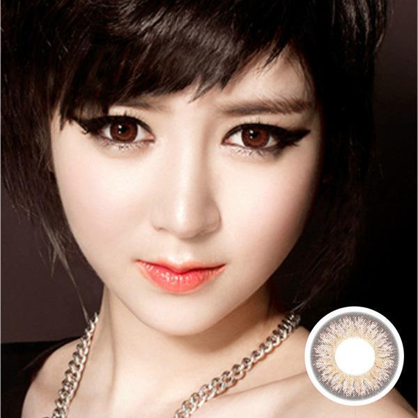 GEO Eyes Cream Choco - Geo Medical - Softlens Queen - Natural Colored Contact Lenses