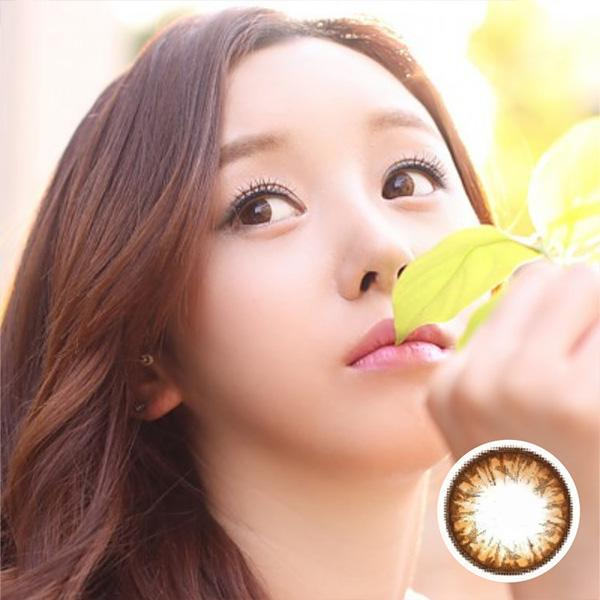 GEO Grang Grang Brown - Geo Medical - Softlens Queen - Natural Colored Contact Lenses