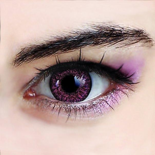 GEO Super Nudy Pink - Geo Medical - Softlens Queen - Natural Colored Contact Lenses