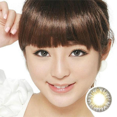 GEO Tri-Color Gray - Geo Medical - Softlens Queen - Natural Colored Contact Lenses