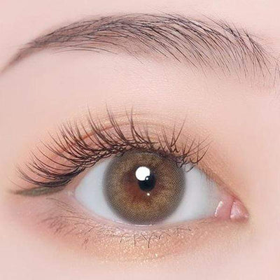 I-doll Desire Amber Gray - I-doll - Softlens Queen - Natural Colored Contact Lenses