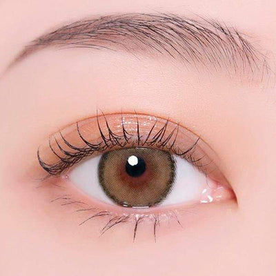I-doll Roze Airy Beige Brown - I-doll - Softlens Queen - Natural Colored Contact Lenses