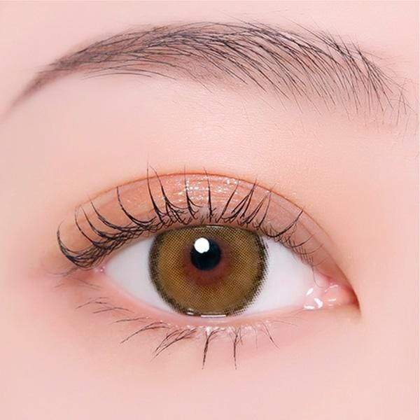 I-doll Roze Airy Olive Green - I-doll - Softlens Queen - Natural Colored Contact Lenses