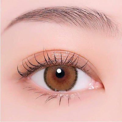I-doll Roze Airy Pumpkin Brown - I-doll - Softlens Queen - Natural Colored Contact Lenses