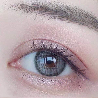 Kitty Mini Olivia Gray - Kitty Kawaii - Softlens Queen - Natural Colored Contact Lenses