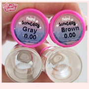 Kitty Mini Someday Brown - Kitty Kawaii - Softlens Queen - Natural Colored Contact Lenses