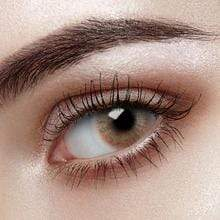 MICA Shimmer Hazel - 3C Noble - Softlens Queen - Natural Colored Contact Lenses