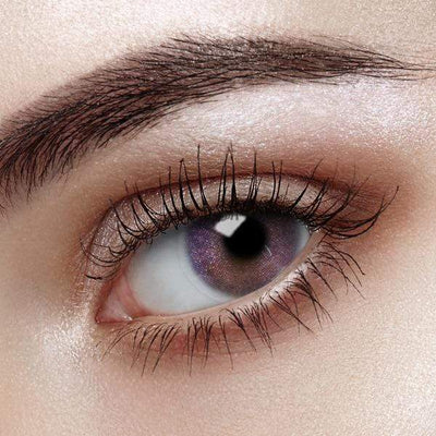 MICA Sparkle Indigo - 3C Noble - Softlens Queen - Natural Colored Contact Lenses