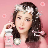 Pink Rabbit Roze Nude Brown - Pink Rabbit - Softlens Queen - Natural Colored Contact Lenses