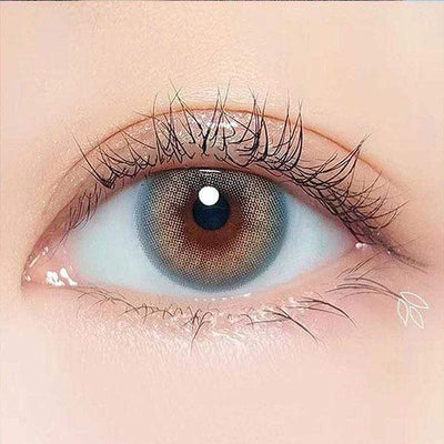 Princess Ocean Blue - Princess - Softlens Queen - Natural Colored Contact Lenses
