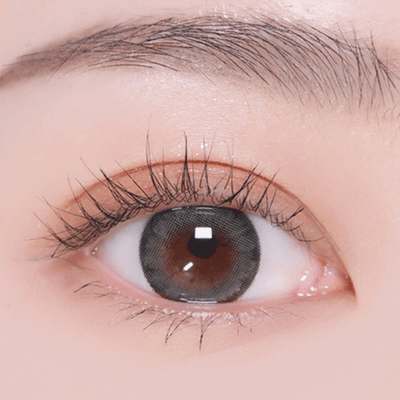 Pro 1.5 Charcoal Gray - I-doll - Softlens Queen - Natural Colored Contact Lenses