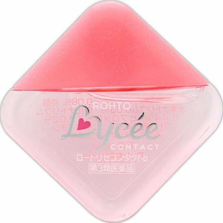 ROHTO LYCEE EYE DROPS - Eye Care Accessories - Softlens Queen - Natural Colored Contact Lenses
